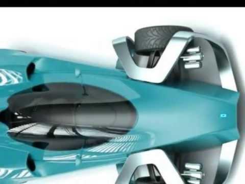 Future Cars Coming 2049 (No More Gasoline)