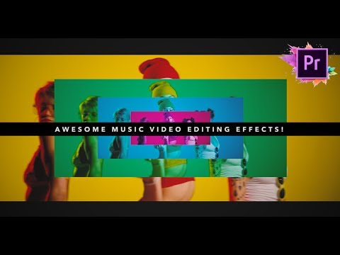 Awesome Music Video Effect Tutorial! (No Plugin Needed)
