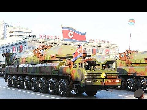 北朝鮮、軍事パレード=労働党創建70周年、改良型ICBMで米けん制