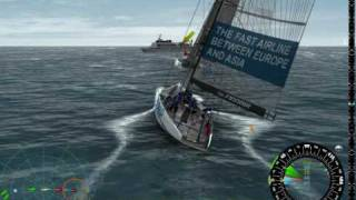VSK, Virtual Skipper sailing, team Finnair