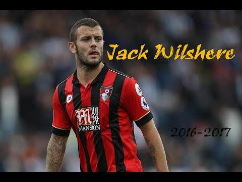 Jack Wilshere AFC Bournmouth 2016-2017 Compilation HD