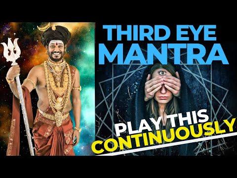 Nithyananda Mahavakya | Mahavakya Mantra for Third Eye Awakening (1-Hour Musical Loop)