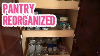 How I Organize My Kitchen Pantry with Ikea Before & After Food Pantry Tour