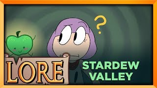 STARDEW VALLEY: City Folks Just Don't Get It!   LORE in a Minute!   Commander Holly