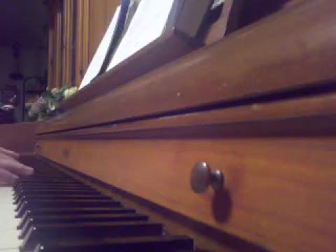 We Wait For You Shekinah Glory Piano Solo Youtube