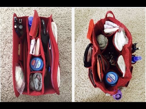 61b019732e73 LongChamp Organization   Diaper Bag