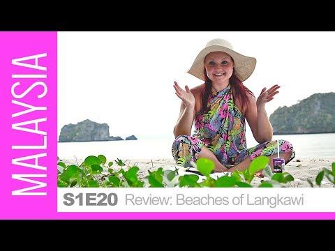 Our Review - Best & Worst Beaches Of Langkawi, Malaysia: Tengah, Cenang, Skull Beach, Tanjung Rhu