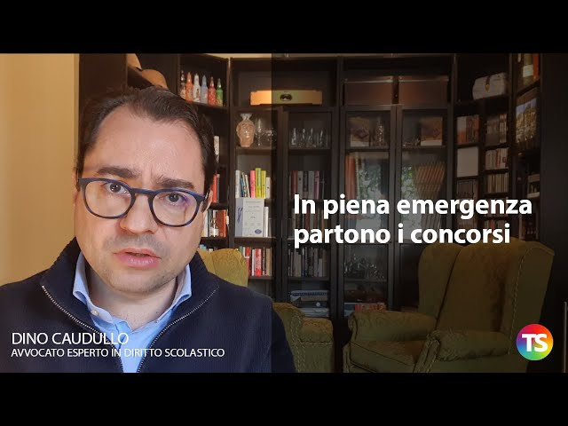 In piena emergenza partono i concorsi
