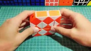 Фигуры из змейки Рубика:Стандартная фигура(#8)HD(Если хочешь чтобы я передал тебе привет в начале видео просто напиши это в коментарии:Funny Cube Games Подписка..., 2016-09-18T15:33:21.000Z)