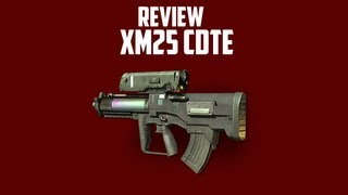 combat arms br review xm25 cdte grenade launcher