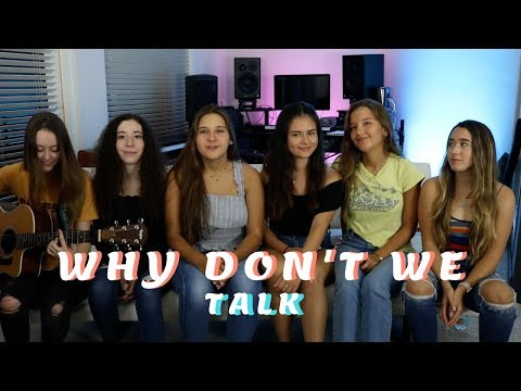 Talk - Why Don't We (Acoustic Cover by sønder)