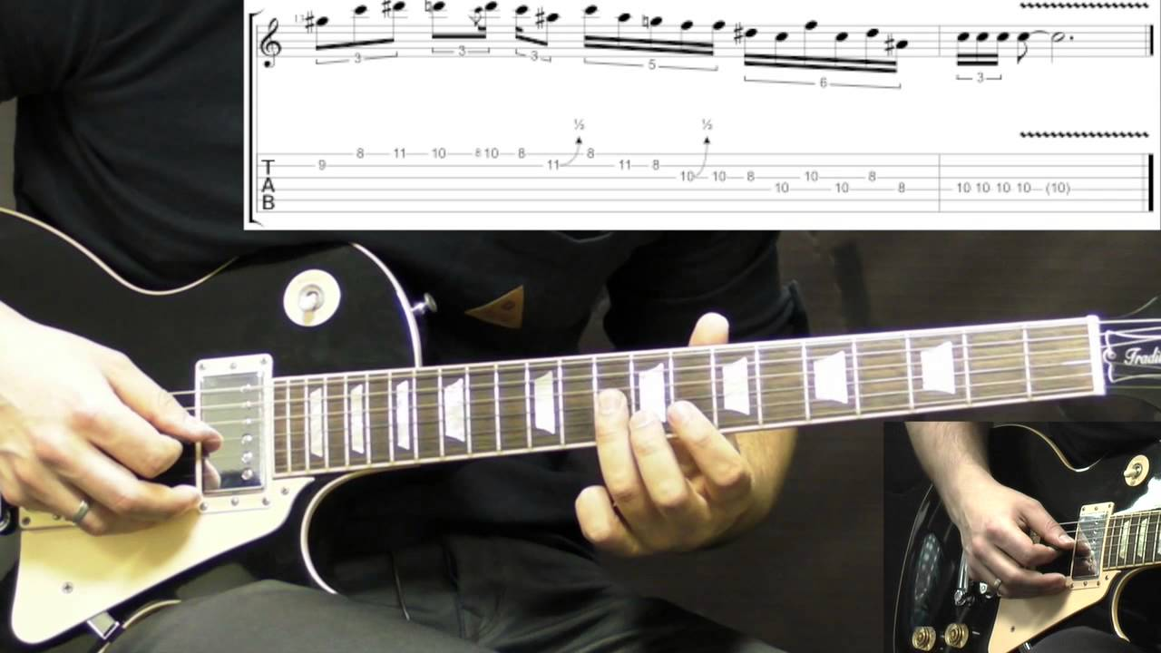 Gary Moore - Midnight Blues - Solo - Blues Guitar Lesson (with Tabs)