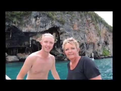 My Phuket Holiday,Phi Phi Islands and Bankok