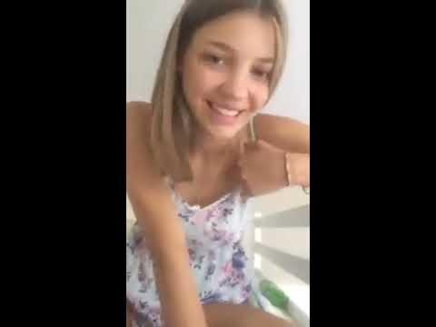 Sexy Russian Girl periscope Live Stream in Morning