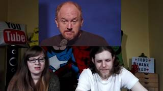 Louis CK - Indians,White people and Gods Earth - REACTION!