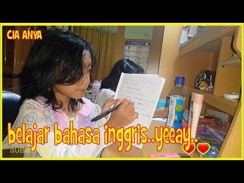 BELAJAR BAHASA INGGRIS-ANAK SD | FUNNY KIDS STUDYING | CIA ANYA
