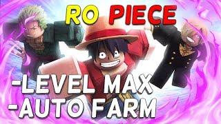 [PATCHED] ROBLOX RO-PIECE SCRIPT LEVEL MAX AUTO FARM