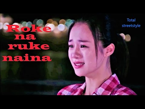 Roke Na Ruke Naina Video Song | Arijit Singh , Amaal Mallik | korean mix | Badri Ki Dulhania