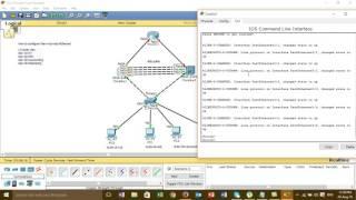 how to configure cisco vlan vtp stp etherchannel full video