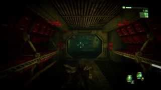 Aliens: Colonial Marines - Reconnaissance Pack DLC - Grief - PC gameplay
