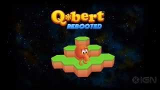 Q*bert: Rebooted - Trailer