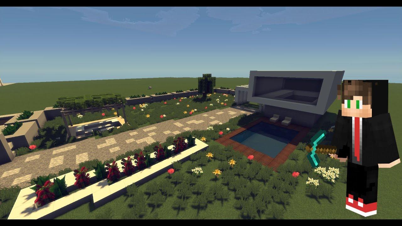 La ville moderne, maison rectangulaire (34) - YouTube