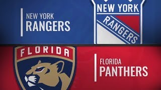 New York Rangers vs Florida Panthers| Dec.08, 2018 NHL | Game Highlights | Обзор матча