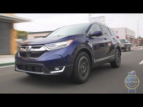 2017 Honda CR-V - Review and Road Test