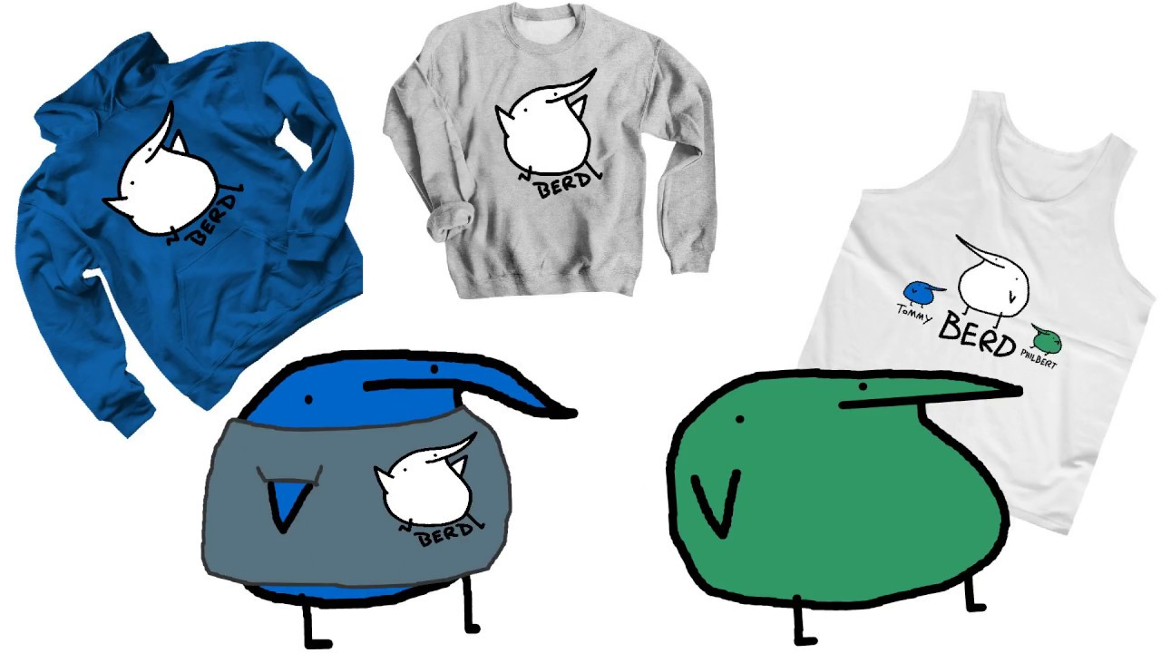 Philbert's OTHER shirts - This is the last video about shirts -- I SWEAR