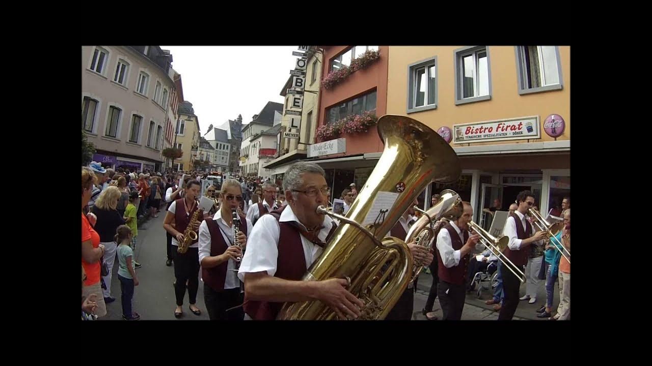 Saarburg Weinfest 2014 - YouTube