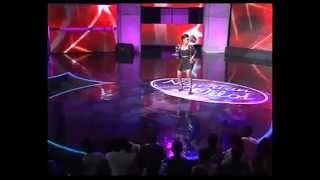 "Yemi Alade Performs ""Johnny"" on Nigerian Idol Top 10 Live Show"