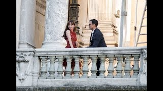 Fifty Shades Freed Behind The Scenes