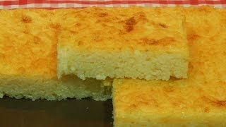 Cómo hacer pastel de arroz con leche