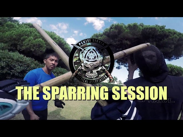 Pekiti Tirsia Tactical Association | Full Contact Sparring | 2018 Euro Conference