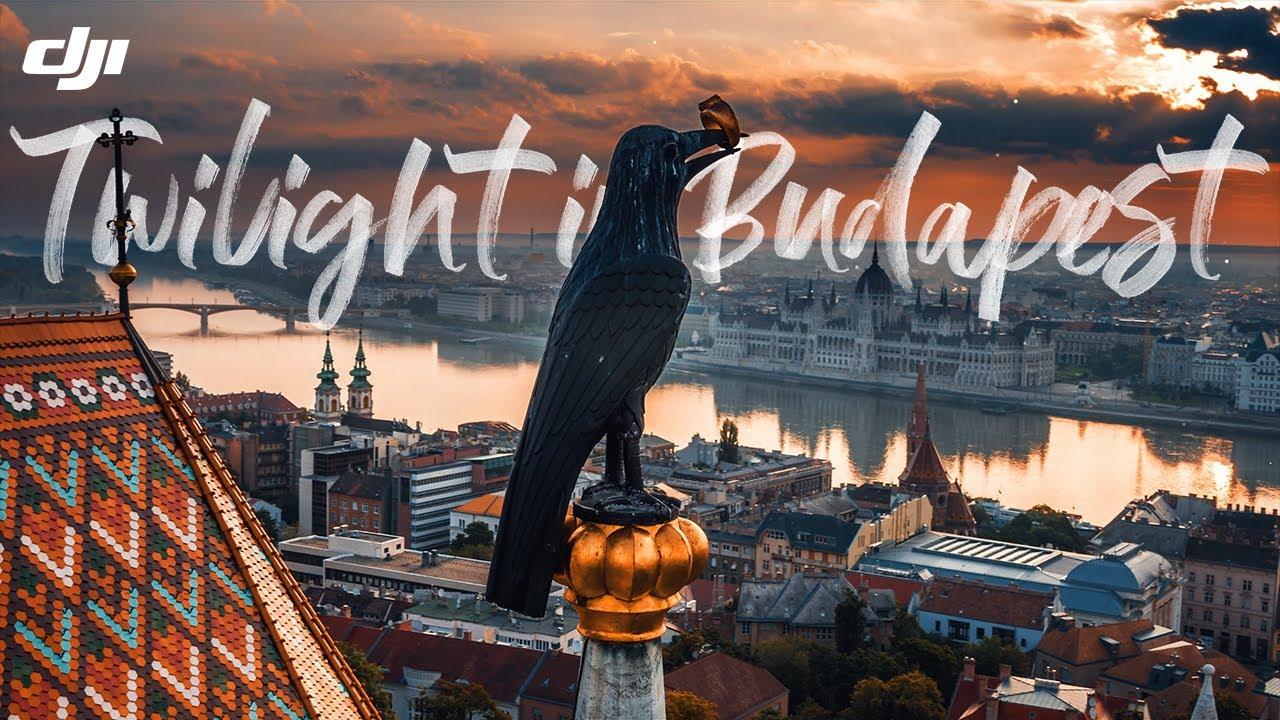 DJI Creator - Twilight in Budapest