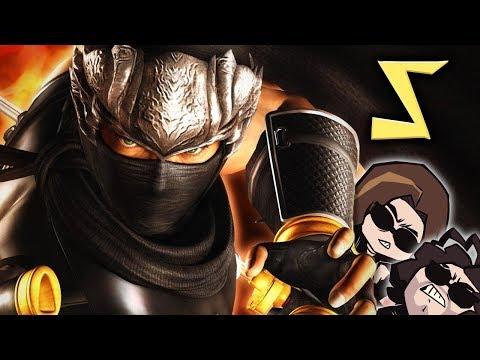 Ninja Gaiden Sigma: It Aint Easy Ninjaing  PART 5  Game Grumps