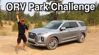 Off-Road Challenge: 2020 Hyundai Palisade AWD on Everyman Driver