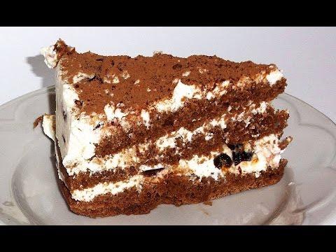 Шоколадно-творожный пирог «Мраморное море» - кулинарный рецепт
