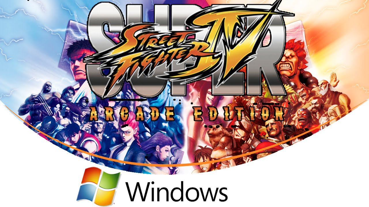 super street fighter 4 arcade edition pc