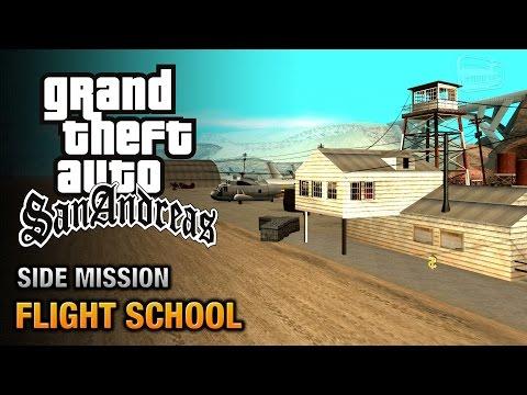GTA San Andreas - Pilot School