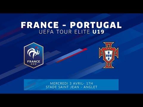 U19 TOUR ELITE Féminines : France - Portugal, mercredi 3 avril, 17h I FFF 2018-2019