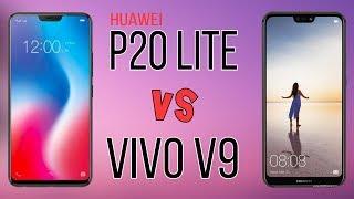 Huawei P20 Lite vs Vivo V9 [Detailed Comparison]