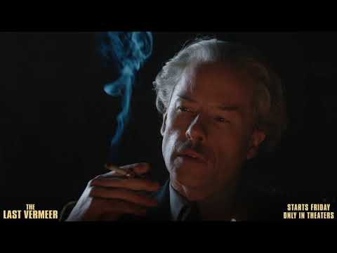 The Last Vermeer | Exclusive Clip of Guy Pearce & Claes Bang | Cinemark Theatres