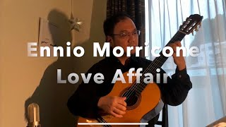 Love Affair めぐり逢い (Composed by Ennio Morricone / arranged & played by Daisuke Suzuki)