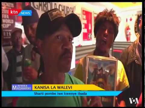 Afrika Mashariki:Kanisa la walevi Afrika kusini