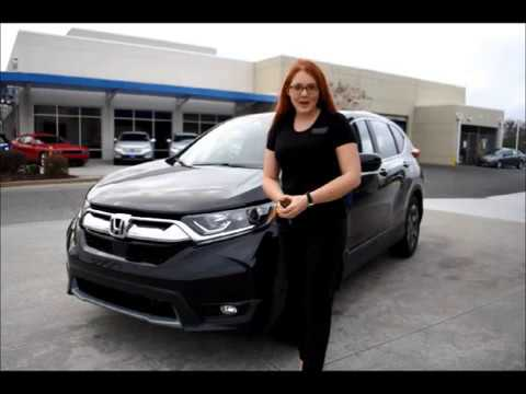 How To Use Remote Start On The 2017 Honda Cr V