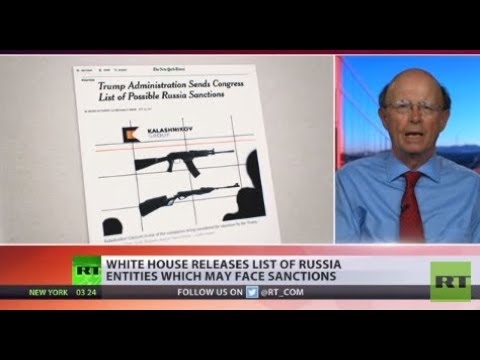 Kalashnikov Under Fire? White House releases list of Russian entities that may face sanctions
