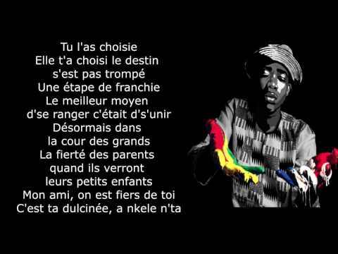 MHD - A kele nta (Paroles HD)