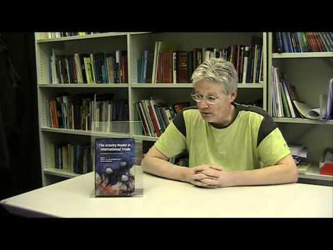 The Gravity Model in International Trade Advances and Applications by Peter A. G. van Bergeijk