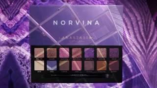 Anastasia Beverly Hills - Norvina - Eyeshadow Palette| اناستازيا بيفرلي هيلز - نورفينا